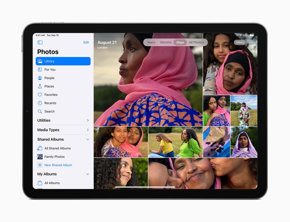 iPad Air Foto
