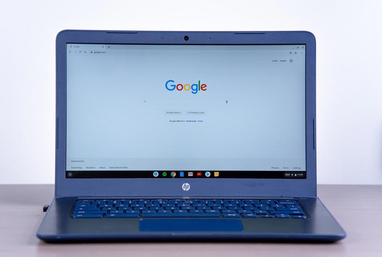 Chromebook Beispiel