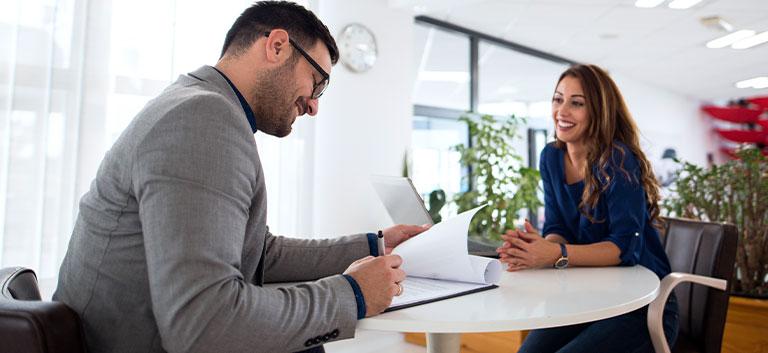 Anerkennung beim Arbeitgeber