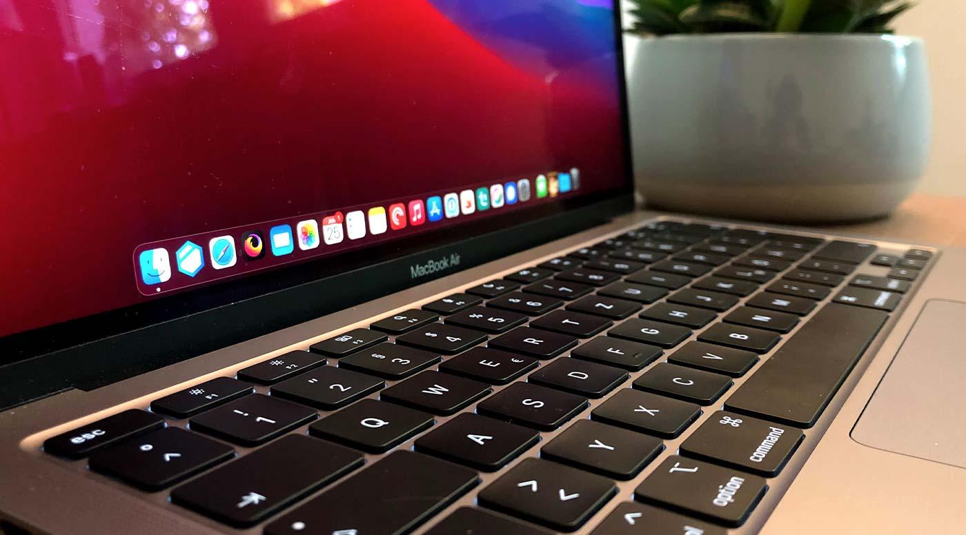 MacBook Air M1 Hands-On