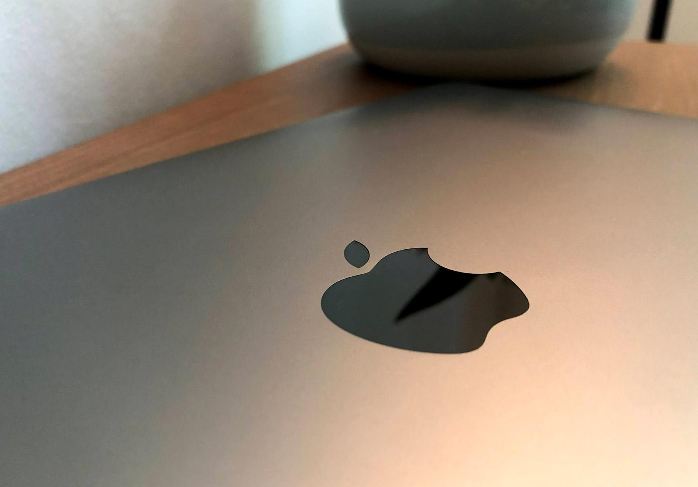 MacBook Außenansicht